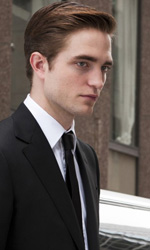 Cosmopolis, il crollo di un impero - In foto Robert Pattinson in una scena del film <em>Cosmopolis</em>.