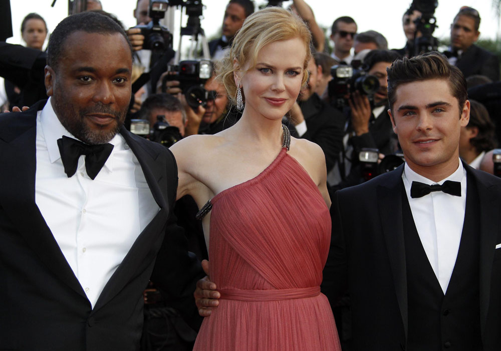 Il red carpet di <em>The Paperboy</em> di Lee Daniels.