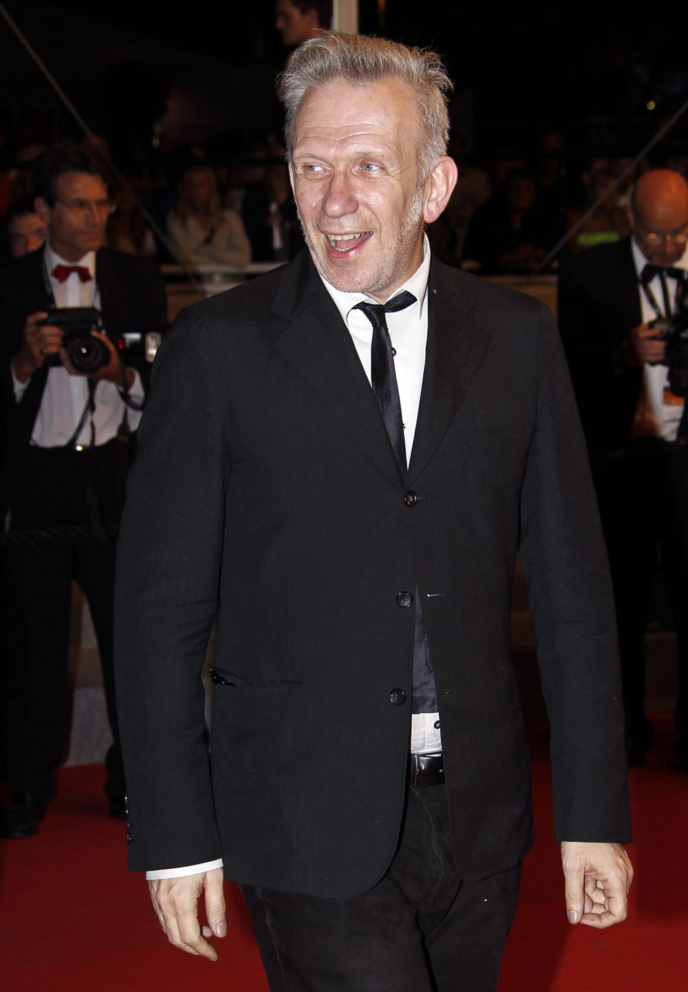 Jean Paul Gaultier sul red carpet per <em>The Paperboy</em> di Lee Daniels.