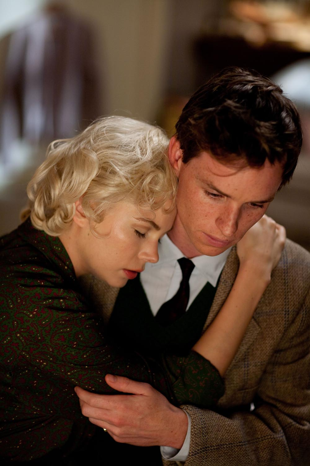 In foto una scena del film <em>Marilyn</em> di Simon Curtis.