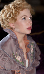 In foto Michelle Williams (32 anni)