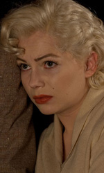 Marilyn, quella settimana di cui nessuno sapeva - Michelle Williams e Dougray Scott in una scena del film Marilyn di Simon Curtis.