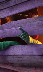 Lorax, un buffo e caparbio guardiano della foresta - In foto una scena del film Lorax - Il guardiano della foresta.