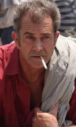 Viaggio in paradiso, sopravvivere a El Pueblito - In foto Mel Gibson in una scena del film Viaggio in paradiso di Adrian Grunberg.