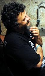 Paura 3D, le foto del film - I Manetti Bros. sul set del film Paura 3D.