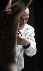 Paura 3D, le foto del film - Peppe Servillo in una scena del film Paura 3D dei Manetti Bros.