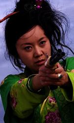 Sangue facile e la messinscena dell'Opera cinese - In foto Ni Yan in una scena del film Sangue facile di Zhang Yimou.