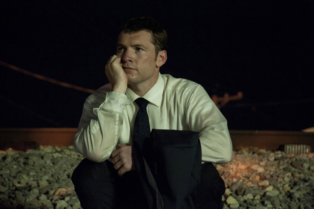 In foto Sam Worthington (37 anni)