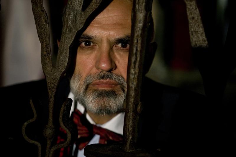 In foto Franco Trevisi (62 anni)