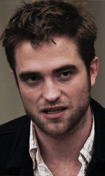 Il nuovo teaser trailer di Twilight - In foto Robert Pattinson, protagonista della saga di <em>Twilight</em>.