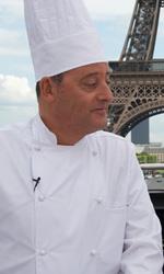 Chef, in cucina sotto la Tour Eiffel - Jean Reno e Micha�l Youn in una scena del film Chef di Daniel Cohen.