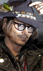 La Warner blocca Johnny Depp - In foto Johnny Depp.