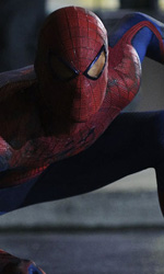 The Amazing Spider-Man, le foto del film - Una scena del film The Amazing Spider-Man di Marc Webb.
