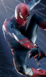 The Amazing Spider-Man, le foto del film - In foto Andrew Garfield in una scena del film The Amazing Spider-Man di Marc Webb.