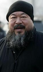 Lo schermo dell'arte presenta Ai Weiwei: Never Sorry - In foto l'artista e attivista cinese Weiwei.