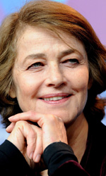 Locarno, Excellence Award a Charlotte Rampling - In foto Charlotte Rampling.