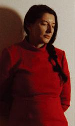 In foto Marina Abramovic (70 anni)