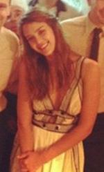 Giffoni Experience 2012, Jessica Alba all'inaugurazione - L'attrice in una foto postata sul suo twitter.