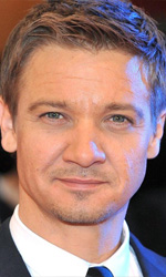 The Bourne Legacy sbarca a Roma - In foto Jeremy Renner.