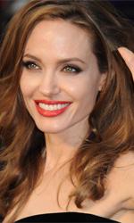 Angelina Jolie sar� una studentessa ventunenne vergine? - In foto Angelina Jolie.