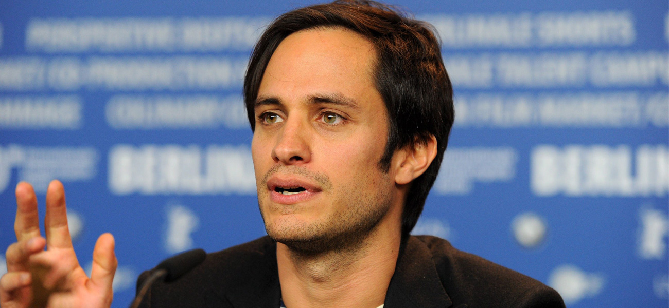 In foto Gael Garc�a Bernal.