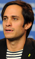 Locarno, Excellence Award anche a Gael Garc�a Bernal - In foto Gael Garc�a Bernal.