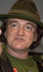 ONDA&FUORIONDA - In foto Quentin Tarantino, al Comic-con per presentare Django Unchained.