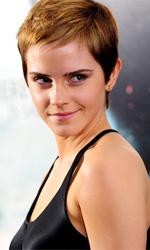 Cinquanta sfumature di grigio diventa un film - In foto Emma Watson. Secondo i bookmaker inglesi sar� lei a interpretare Anastasia Steele in <em>Cinquanta sfumature di grigio</em>.