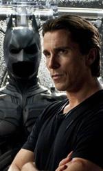L'eroe della strada - In foto Christian Bale in una scena del film Il cavaliere oscuro - Il ritorno.