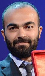 Venezia 69, Leone d'Oro a Kim Ki-Duk - Il regista Ali Aydin riceve il Premio per la Miglior Opera Prima per il film Küf.