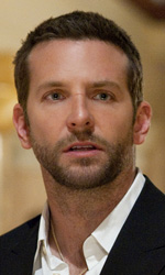 A Toronto 2012 vince Silver Linings Playbook - In foto Bradley Cooper in una scena di Silver Linings Playbook.