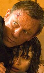 La birra e Bond - In foto Daniel Craig, uno degli attori che hanno interpretato l'agente 007, James Bond.