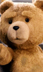 In foto una scena del film <em>Ted</em>. -
