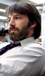 Oscar, lotta a due? - Ben Affleck sul set di <em>Argo</em>, da lui diretto.