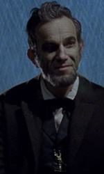 Buona accoglienza per Lincoln al New York Film Festival - In foto Daniel Day-Lewis in una scena di <em>Lincoln</em>.