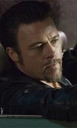 Film nelle sale: matrimoni, economia e paesi in crisi - In foto Brad Pitt in una scena del film <em>Cogan - Killing Them Softly</em>.