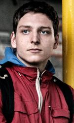 Claudio Giovannesi, tra realt�, finzione e Pasolini - In foto Stefano Rabatti e Nader Sarhan in una scena del film  Al� ha gli occhi azzurri.