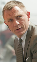 Bond/Skyfall, ancora qualcosa da dire: l'arte - In foto Daniel Craig in una scena del film <em>Skyfall</em> di Sam Mendes.