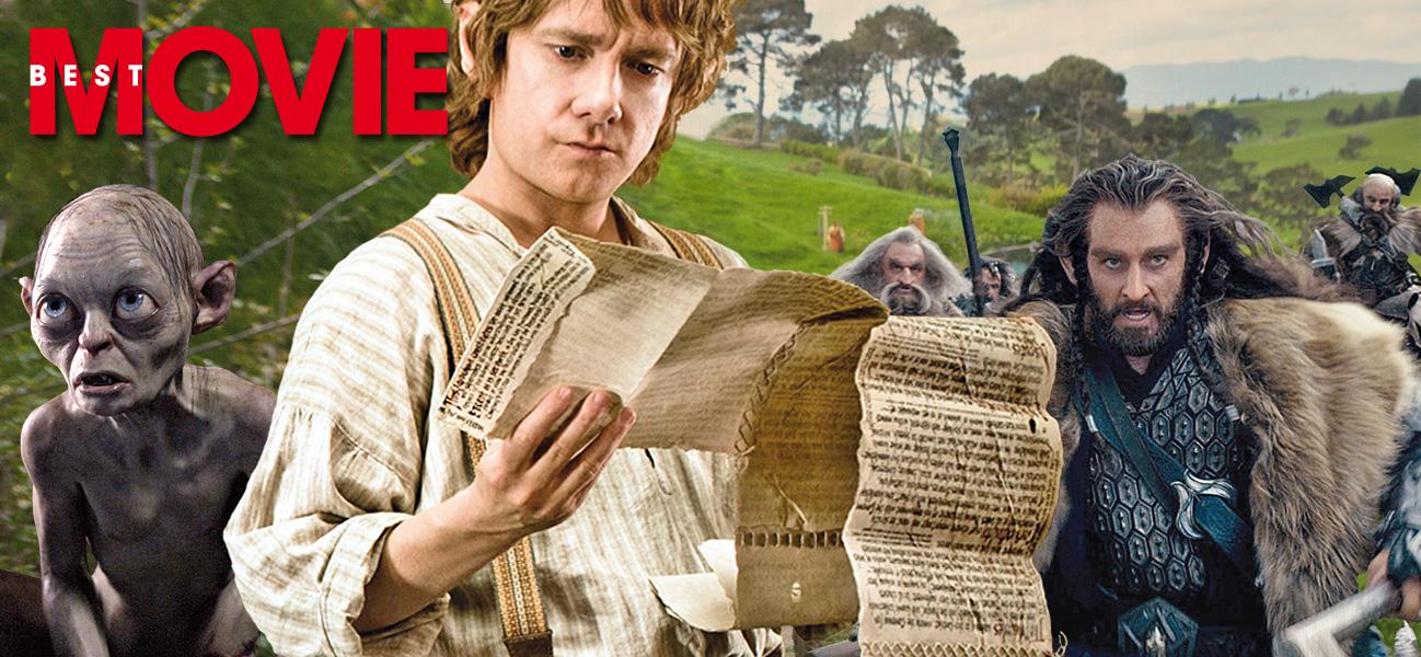 Lo hobbit un viaggio inaspettato in anteprima la saga for Cabine nel buco del jackson
