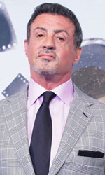 Roma 2012, Rambo non va in pensione - Sylvester Stallone al photocall di 
