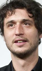 Roma 2012, Marc'Aurelio d'Oro a Marfa Girl - In foto Jérémie Elkaïm, vincitore del premio come Miglior Attore per il film Main dans la main.