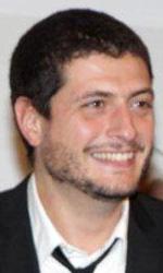 Roma 2012, Marc'Aurelio d'Oro a Marfa Girl - In foto Claudio Giovannesi, vincitore del premio per la Miglior Opera prima e seconda e del premio Speciale della Giuria per il film Al� ha gli occhi azzurri.