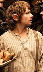 Lo Hobbit, esordio senza record - In foto Martin Freeman in una scena del film Lo Hobbit - Un viaggio inaspettato.