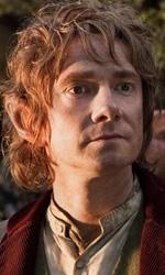 Lo Hobbit: tra il 3D e la grande arte - In foto una scena del film Lo Hobbit - Un viaggio inaspettato di Peter Jackson.