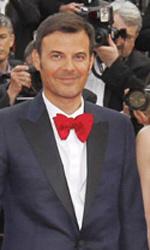 Cannes 66, arriva Valeria Golino - I protagonisti del film Jeune et jolie sul red carpet di Cannes.