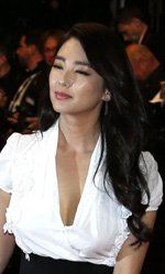 Cannes 66, in concorso Desplechin e Koreeda - In foto l'attrice Zhang Yuqi  per la proiezione del film A Touch of Sin.
