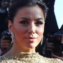 In foto l'attrice Eva Longoria arrivata ieri sulla Croisette.