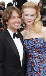 Cannes 66, in concorso Valeria Bruni Tedeschi - Nicole Kidman e il marito Keith Urban.