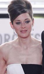 Cannes 66, Sorrentino e Soderbergh protagonisti - Marion Cotillard e Guillaume Canet sul red carpet di <em>Blood Ties</em>.