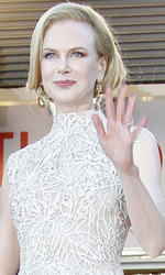 Cannes 66, Marion Cotillard per Gray -  Ang Lee e Nicole Kidman sul red carpet di <em>Nebraska</em>.